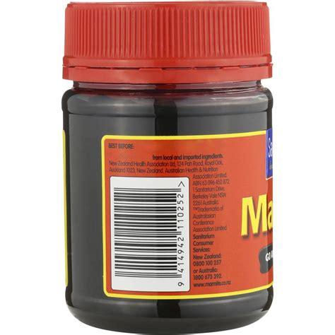 Sanitarium Spread sanitarium marmite spread 250g woolworths