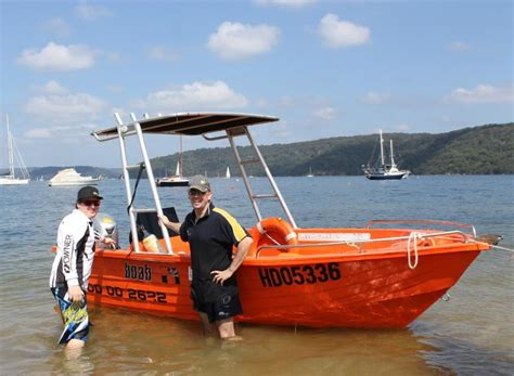 fishing boat hire redcliffe pittwater online news