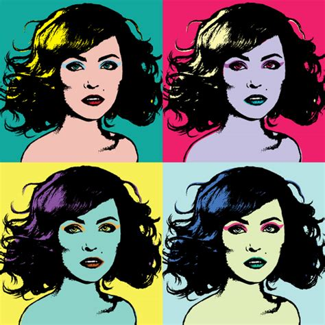 pattern photoshop pop art how to create an andy warhol inspired pop art portrait in