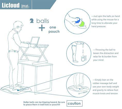 terramat standing desk mat licloud standing desk mat review