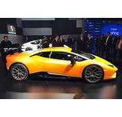 New Lamborghini Huracan Performante Revealed In Full  Evo
