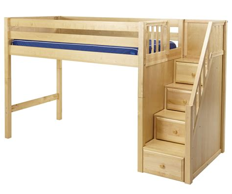 full size loft bed with desk for adults modern loft beds for adults trendy wooden full size