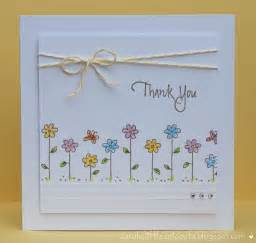 s snippets simple thank you card