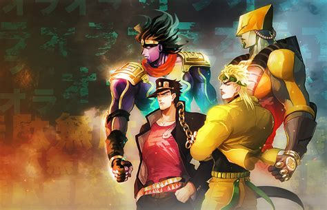 stardust crusaders suna shiro zerochan anime image board