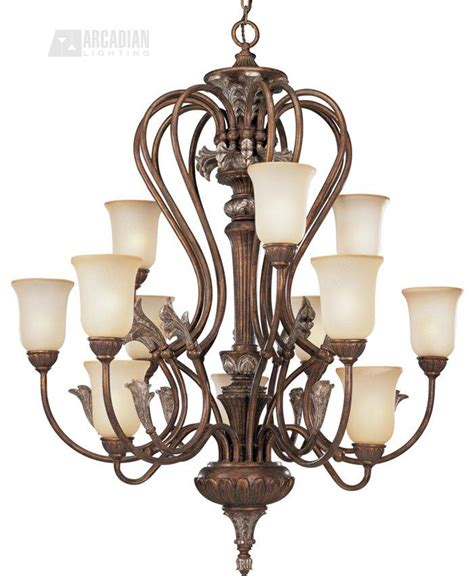 Thomasville Chandeliers Thomasville Lighting P4093 55 Traditional 12 Light Chandelier Pg P4093 55
