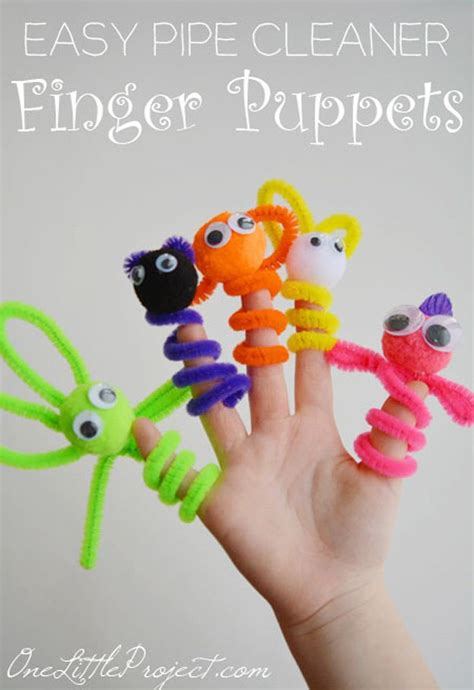 How To Make A Cool Craft Out Of Paper - 25 best ideas about pipe cleaner crafts on