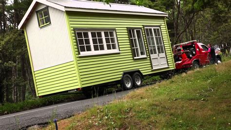 utube tiny houses tiny house moving day