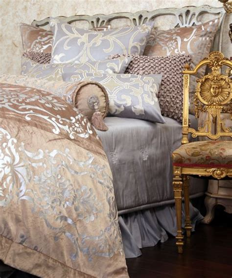 silver and gold bedding louie chagne silver bedding bedding upholstary