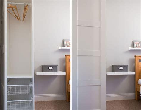 ikea tallboy wardrobe and narrow pax wardrobe from ikea small bedroom