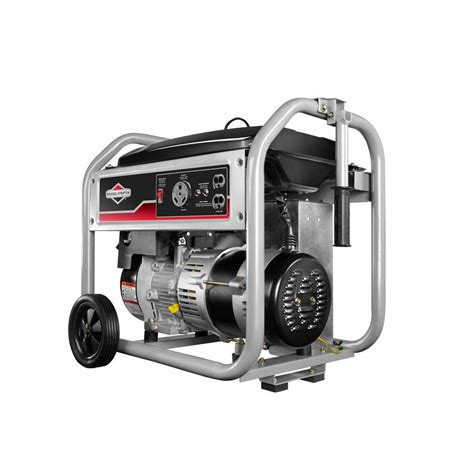 briggs and stratton generators outdoor power equipment