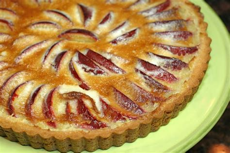 the italian dish posts plum tart