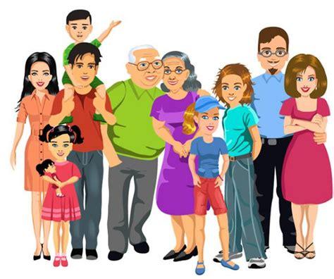 imagenes de la familia extensa familia extensa blog de tiposdefamilia