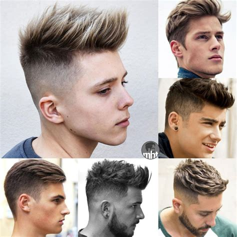 hairstyles  teenage guys  guide