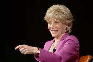 leslie stahl without wig image gallery lesley stahl
