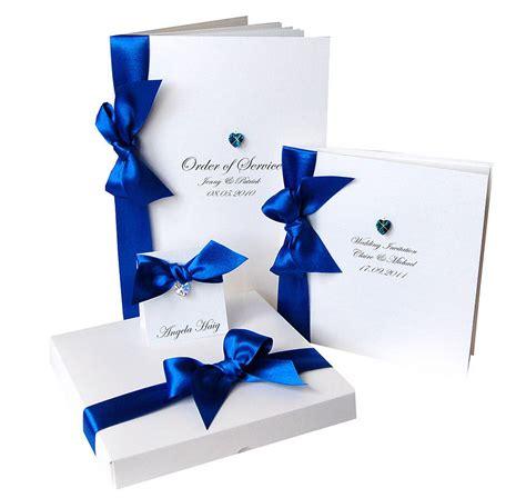 wedding invitation design royal blue royal blue wedding invitation kits wedding ideas