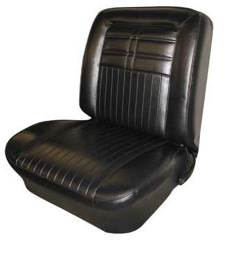 Upholstery Seat by Seat Upholstery Imported 1963 Impala Seat Cover Front