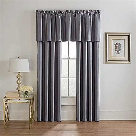 cheap curtain panel pairs vcny lisbon window curtain panel pair and valance bed