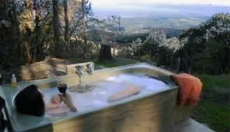 outdoor badewanne outdoor bathtub with a view bath