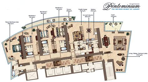 Pentominium Floorplan Home Building Furniture And House Floor Plans Dubai