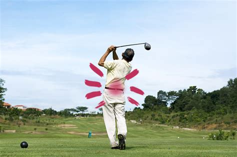 back pain from golf swing chiropractic blog archives chiropractor fort myers