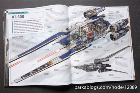 one guide book review wars rogue one the ultimate visual