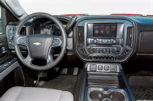 2015 chevy silverado z71 interior