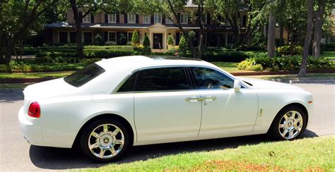 Rolls Royce Rental Dallas by Rolls Royce Ghost Dallas Dallas Fort Worth Limo Rental