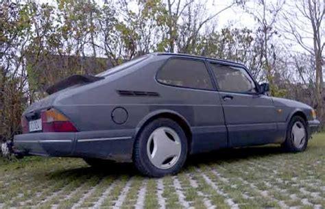saab 900 turbo t8 special restoration