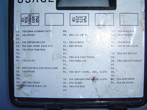 radio wiring diagram 94 buick century wiring diagram