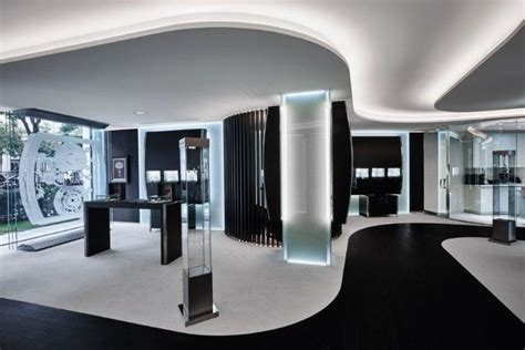 design shopping event zenith watch brands put an emphasis on store design the new