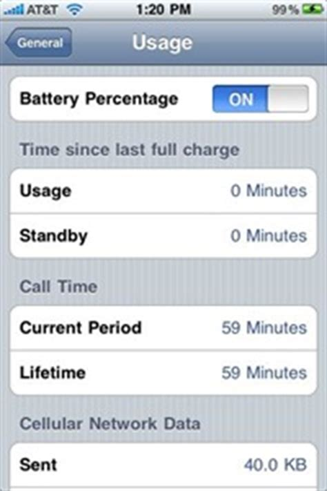 how to display battery percentage on iphone iphone iphone battery percentage display