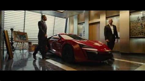 Fast Furious 155 Lykan Hypersport fast furious 7 el lykan hypersport