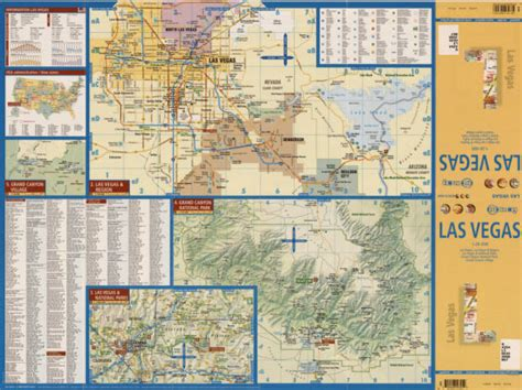 grand map las vegas unlv libraries digital collections maps of las vegas