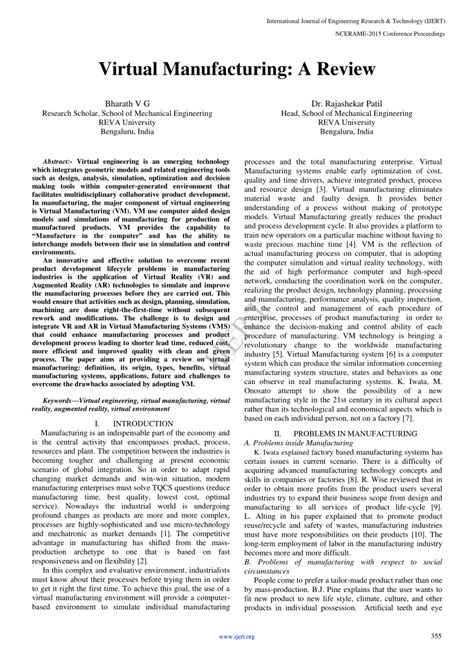 research papers mechanical engineering research papers in mechanical engineering free