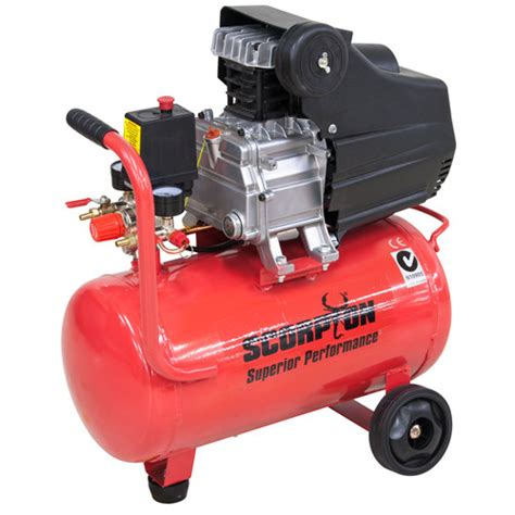 Kompresor Multipro 2 Hp Scorpion Air Compressor 2hp 24l
