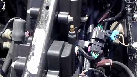 yamaha jet boat grease points how to diagnose injector or coil fault on a mercury