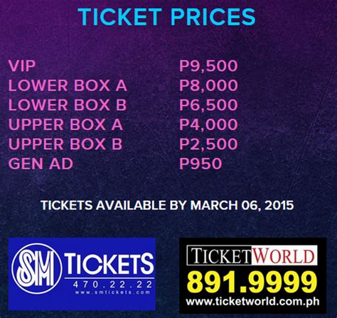 best ticket prices best of best kpop concert slated at the philippine arena