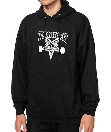 Hoodie Air 7 Roffico Cloth thrasher skategoat hoodie at zumiez pdp