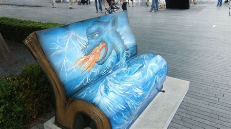 local court bench book pull up a chair with paddington bear in london cnn com