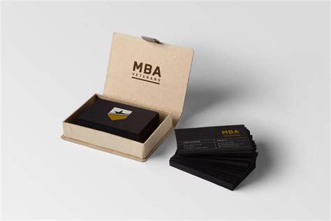 Mba Veteran by Mba Veterans Brand Identity Strategy Hyperquake
