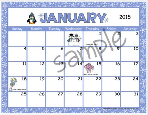 printable calendar create your own print your own calendar calendar template 2016