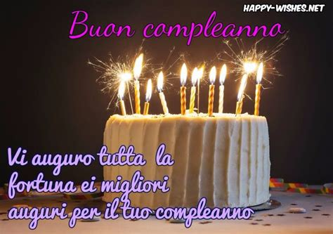 Happy Birthday And Best Wishes In Italian Happy Birthday Wishes In Italian Happy Wishes