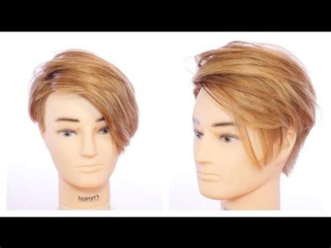 hair s s 2015 justin bieber 2015 vma s hair tutorial thesalonguy youtube