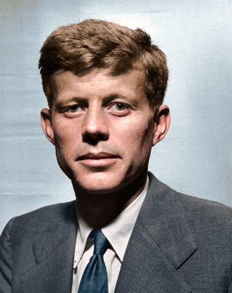f kennedy hair style president john f kennedy seen here in 1947 during his