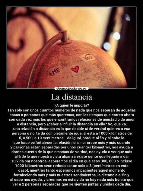 imagenes te amo desde la distancia la distancia desmotivaciones