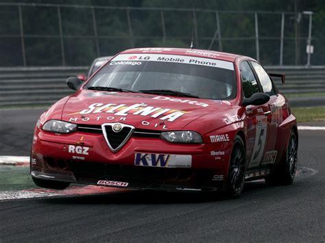 Alfa Romeo Race Car by Alfa Romeo 156 Race Car Alfa Alfaromeo Italiandesign
