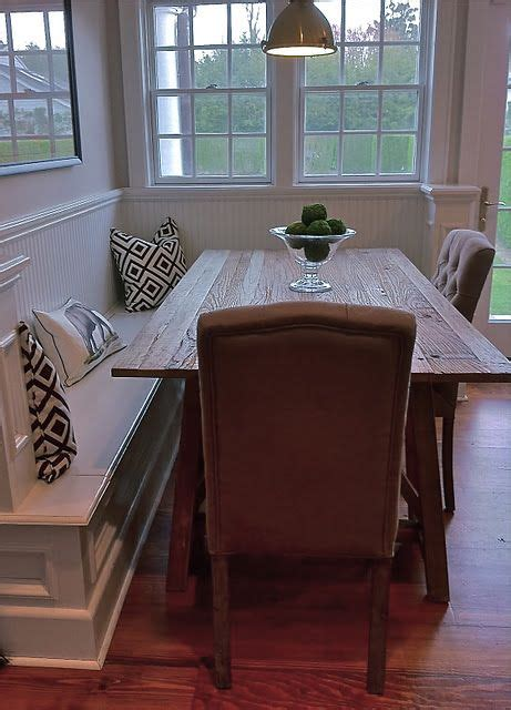 kitchen dining bench dining banquette with plate wall and 126 best images about diningroom tables w bench seating