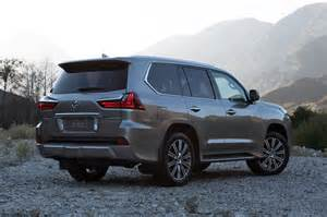 Lexus Lx Lexus Lx570 Reviews Research New Used Models Motor Trend