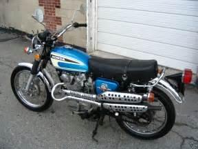 Honda Cl450 1974 Honda Cl450 Scrambler