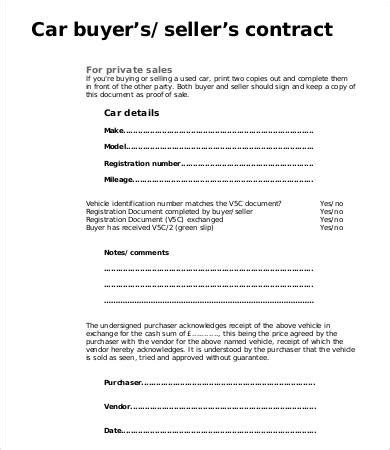 15 Sales Contract Templates Free Sle Exle Format Download Free Premium Templates As Is Sales Contract Template